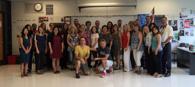 North World Language Staff