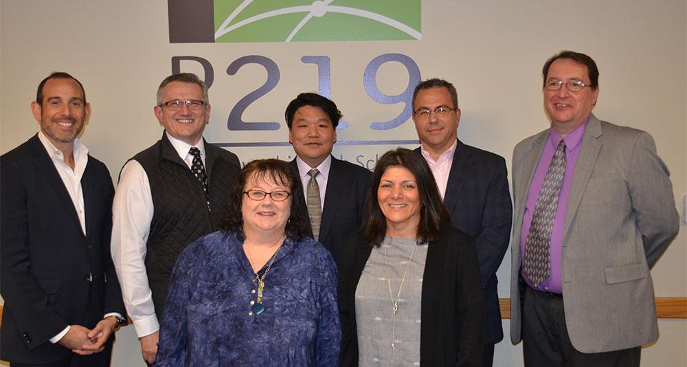 D219 Board Members