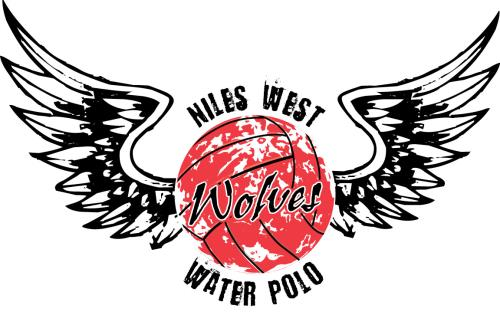 Niles West Water Polo Logo