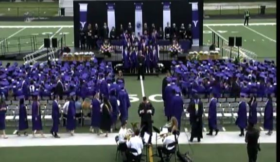 Niles North commencement