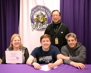 North Bowler to Attend St. Ambrose