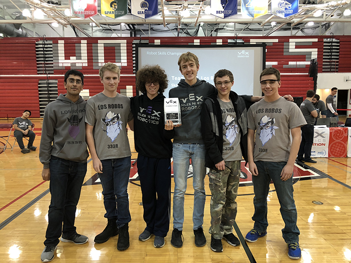 Niles North Robotics Team 333R