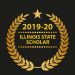 Graphic for Illinois State Scholars (2019-20)