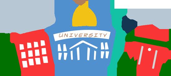 Clip art - college - university