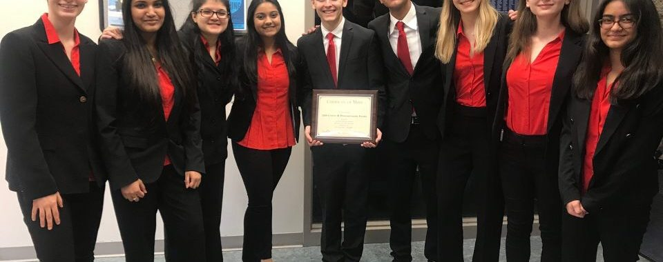Niles West Mock Trial Team