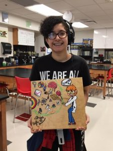 Decorated Breakout Box