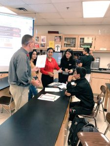 Science Class Breakout Box Activity Fall 2019