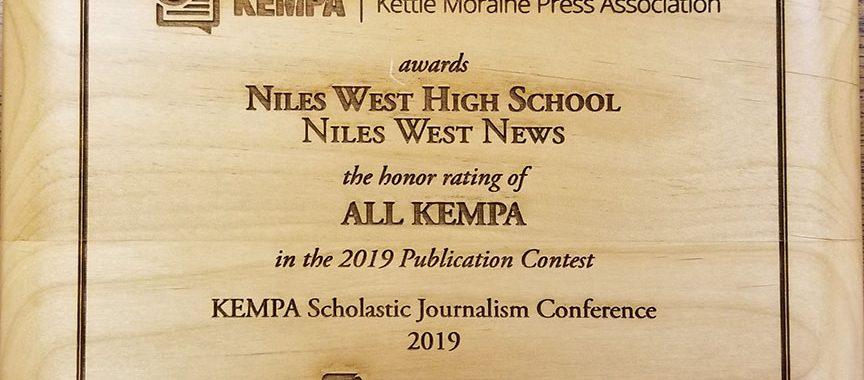 Award for NWN ALL KEMPA