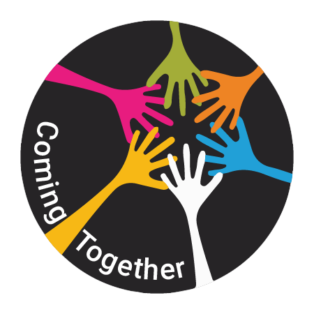 Coming Together Logo