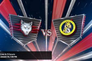 Niles West BBB vs. Glenbrook South