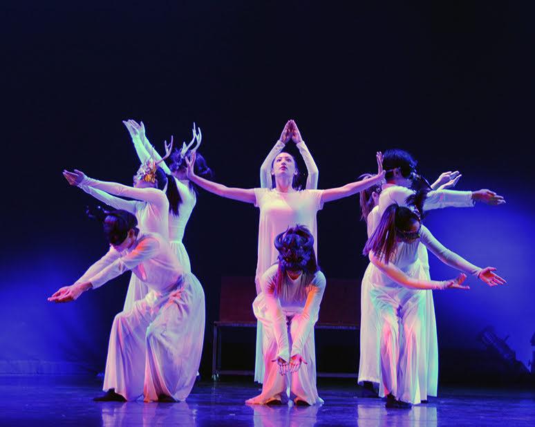 Auroris Dance Selected for State Festival