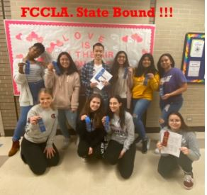 North Students Qualified for FCCLA State 2020