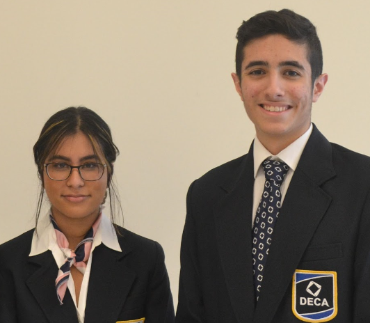 Cropped picture of DECA emerging leaders