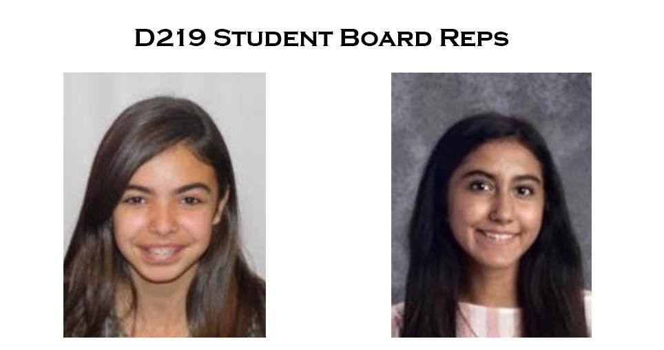 Student Board Reps
