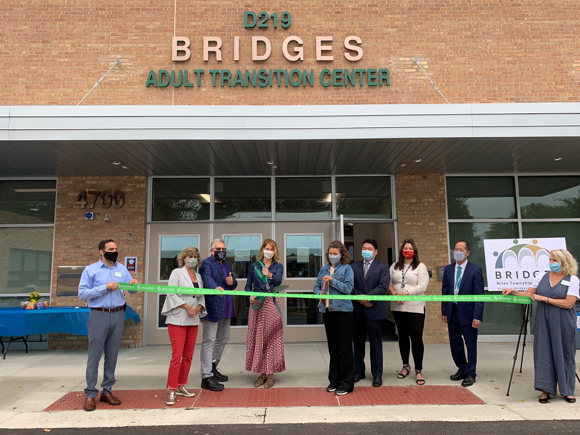 New Bridges Facility Grand Opening