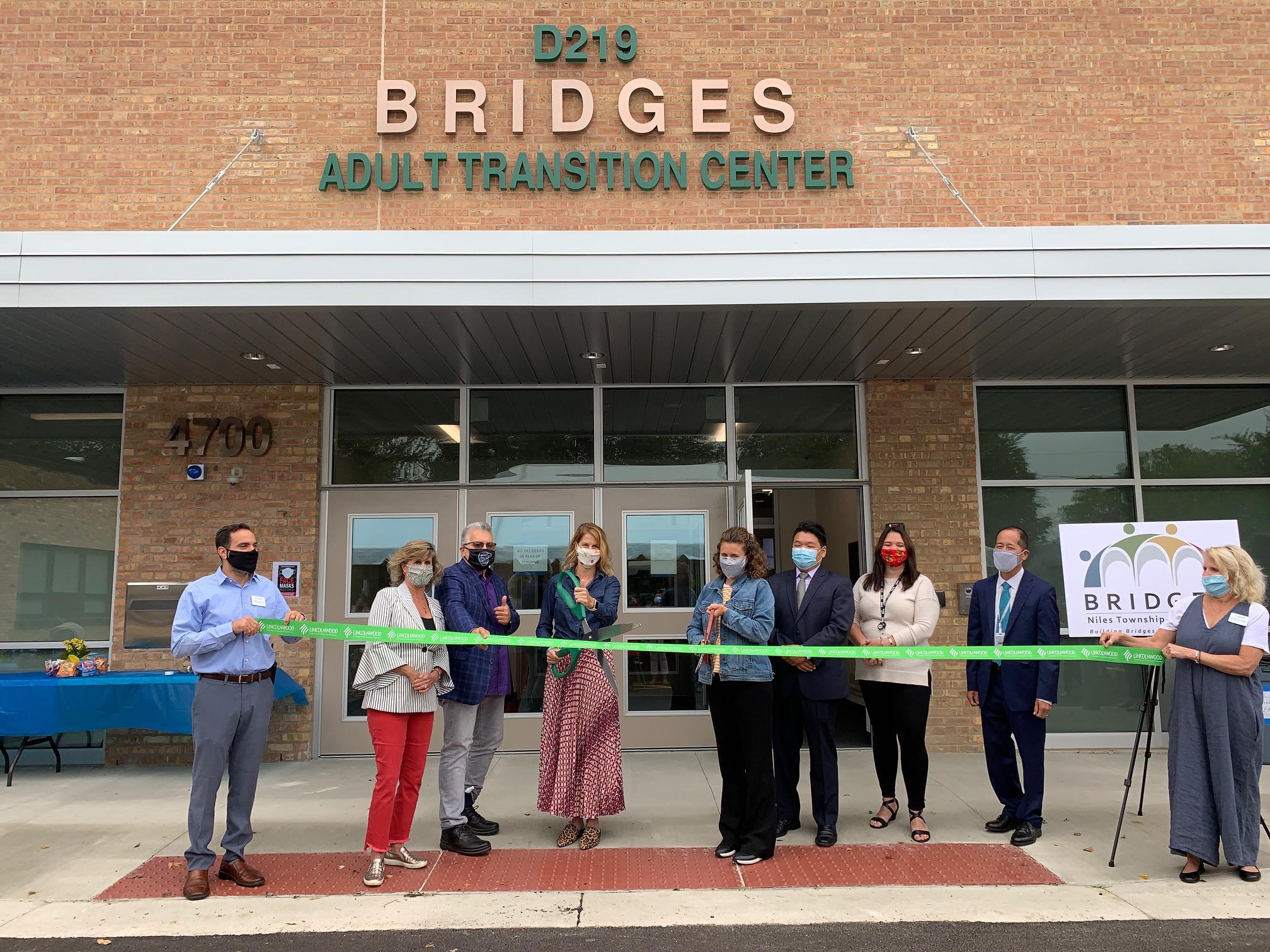 New Bridges Facility Grand Opening