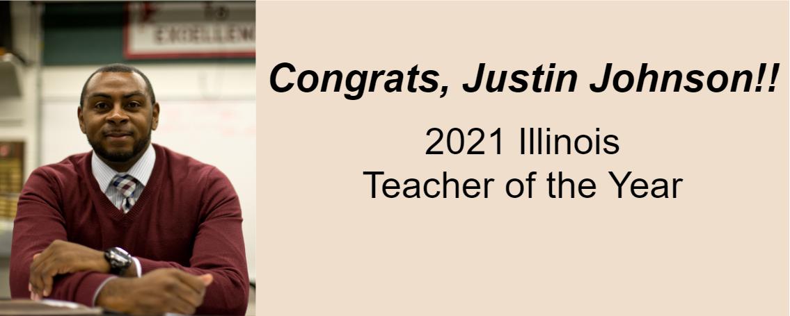 Justin Johnson 2020 RTOTY