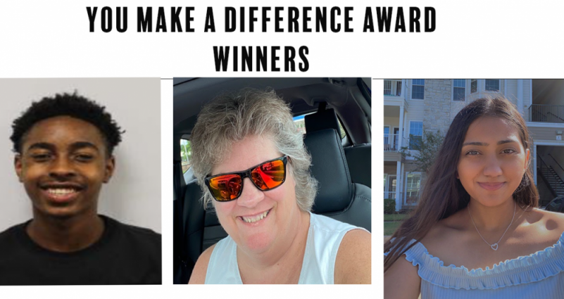 You make a Difference Award