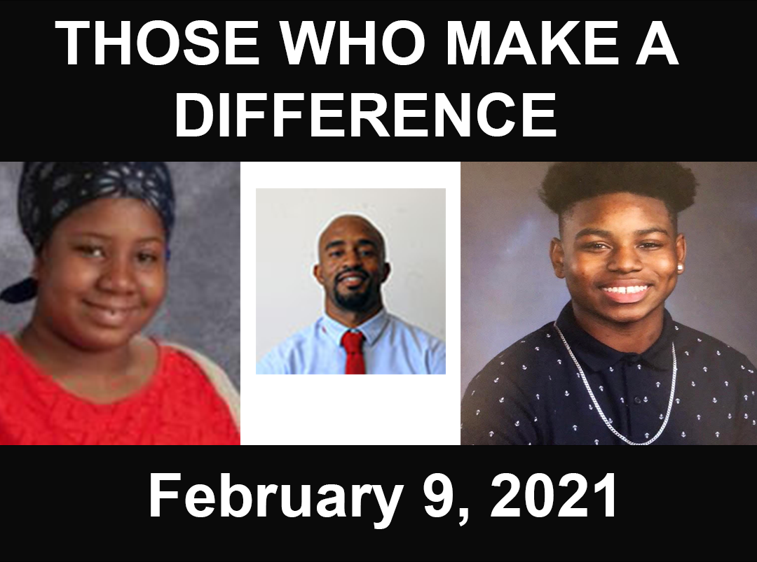 Those Who Make a Difference