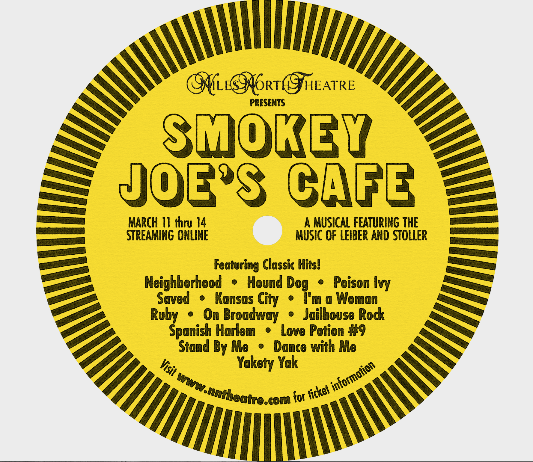 Graphic for Smokey Joes Cafe