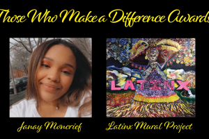 Those Who Make A Difference Winners April 21