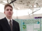 West Student Joseph Cinquemani, Award Winner