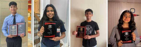 NW Debate Season Award Winners